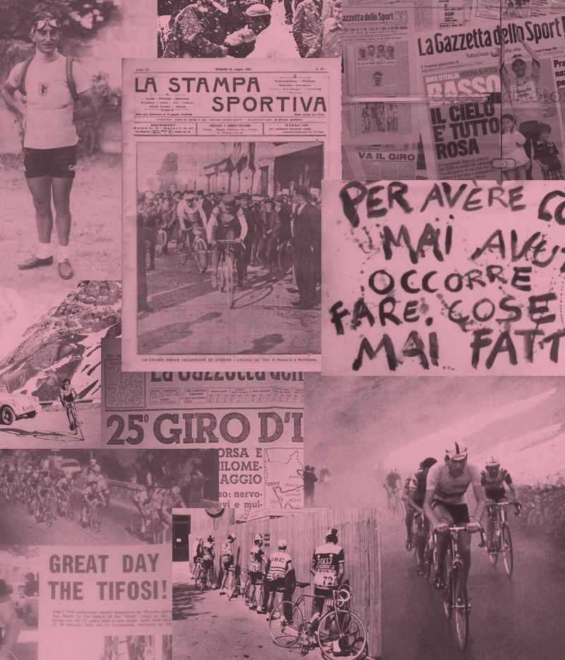 The Ghost Stage of the Giro d'Italia