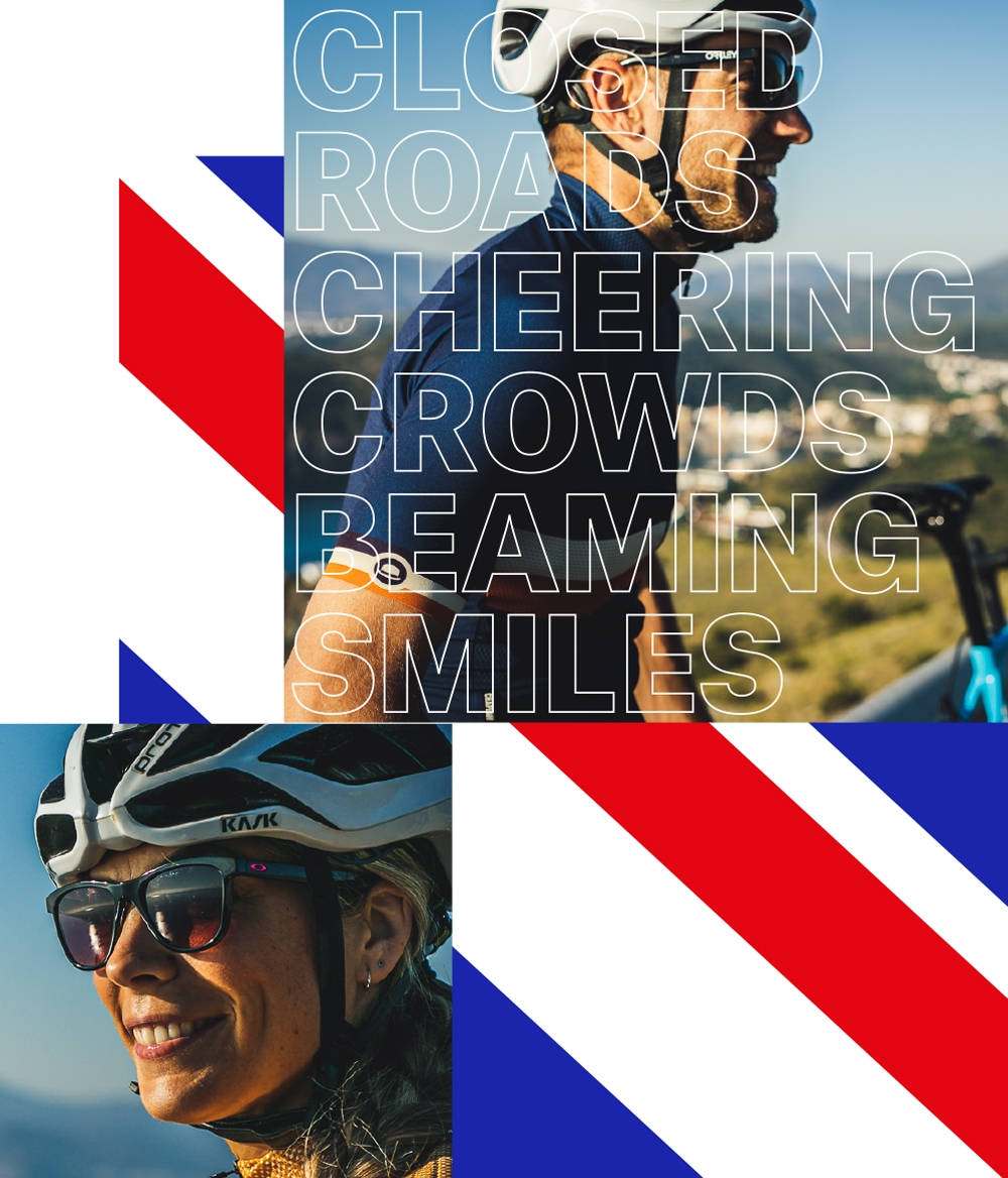 Chapeau! x The Sufferfest for Ride London 100