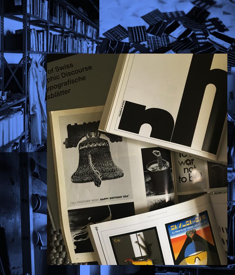 Typographic inspiration books