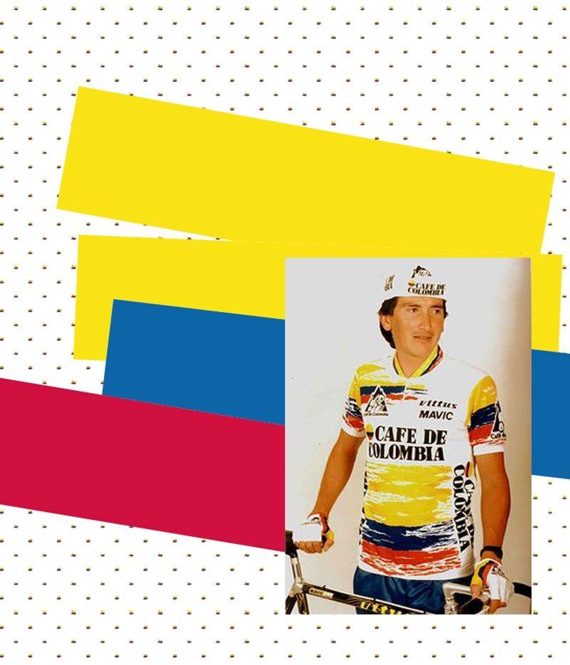 Café de Colombia jersey