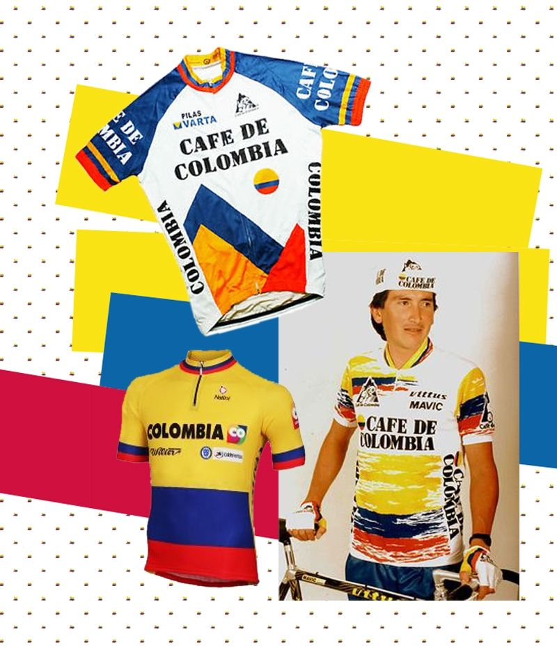 Colombia National Jersey