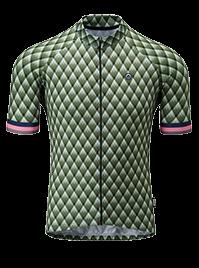 Club Pattern Jersey