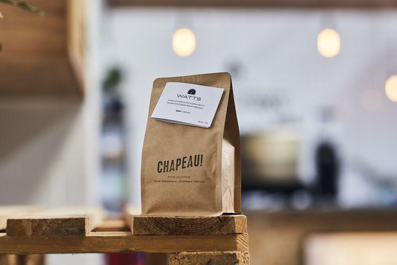 Chapeau Watts Coffee